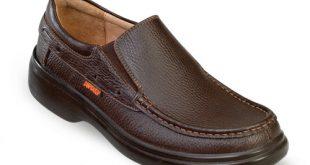 کفش مردانه چرم آفاق