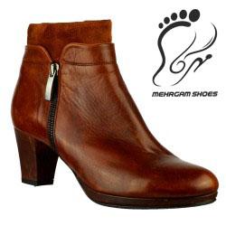 کفش زنانه چرم