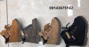 تولیدی کفش زمستانی بچه گانه