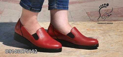 کفش زنانه راحتی یا طبی