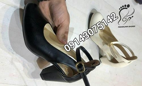 خرید اینترنتی کفش پاشنه بلند زنانه ارزان