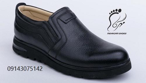 کفش مردانه راحتی چرم