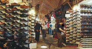 عمده فروشی کفش تبریز
